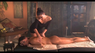 Ass Cute Lesbian Massage