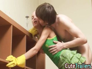 Petite Room Cleaner Penetrated Abiding
