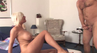 Amateur Big Tits European German Mature