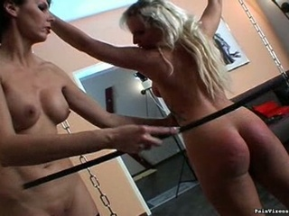 Explicit Slavery Smut Vid Presented By Pain Vixens