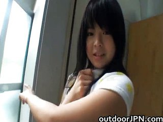 Asian Cute Outdoor