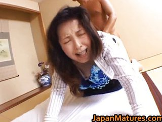 Asian Clothed Doggystyle Japanese Mature Pain
