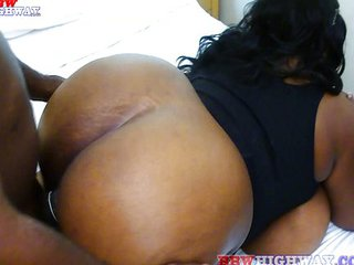 3sum With Ebony Bbbw With Natural Big Tits