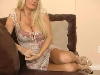 Amazingly Sleaze Milf Gobble's Up The Younger Guy