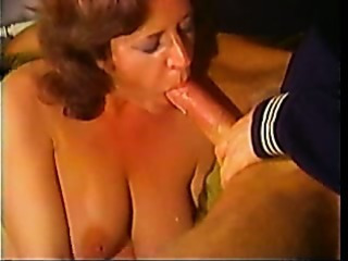 Blowjob  Mom Old and Young Vintage