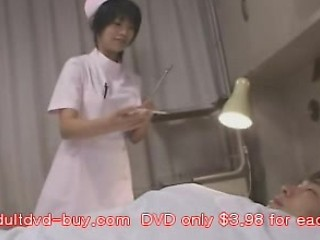 Japanese Nurse Sex With Patients In The Hospital