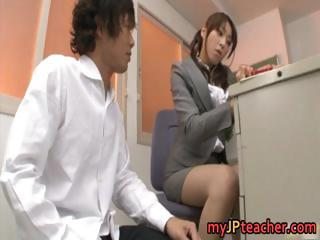 Asian Japanese  Pornstar Stockings Teacher