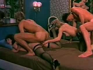 Groupsex Hardcore  Stockings Vintage