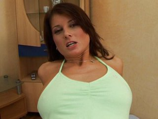 Busty Kate Jones Gets A Beautiful Facial
