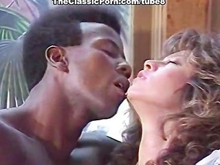 Interracial Kissing Pornstar Vintage