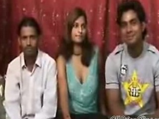 Desi, Indian, Babe's Triple  Asian Cumshots Asian Swallow Japanese...
