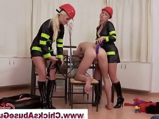 Slutty Fire Fighter Uniform Hotties