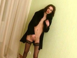 Amateur Masturbating Skinny Small Tits Solo Stockings Teen