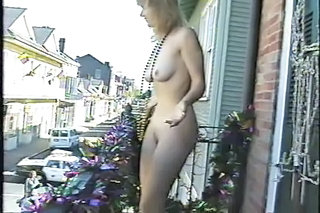 Amateur Girlfriend Nudist Outdoor Public