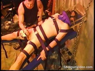 This Is Extreme Cock And Ball Torture Wi...