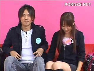 Asian Funny Game Japanese Teen