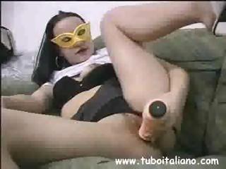 Dildo European Italian Masturbating  Toy