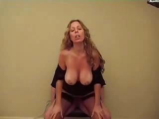 LADY MATURE FUCKS A BOY