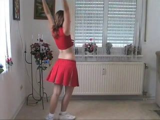 Cheerleader Skirt Teen Uniform