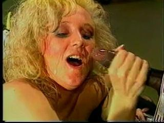 Cumshot Facial Handjob Interracial  Vintage