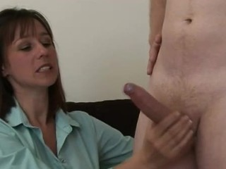 Cfnm Guy Interviewed For Escort Work By Lady Boss