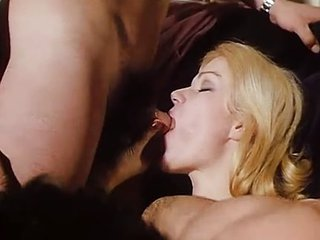 Blowjob European French Pornstar Vintage