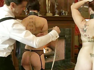 Pupil And Sexy Professor Punished