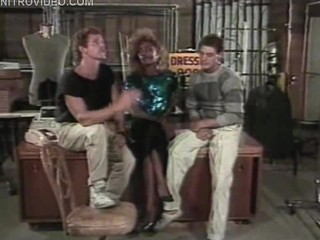 Sade And Marc Wallice And Scott Irish In Sugar Pussy Jeans