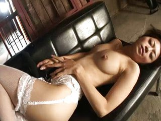 Asian Japanese Lingerie  Solo Stockings