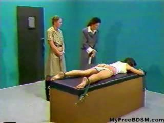 In The Punishment Room bdsm bondage slave femdom domination