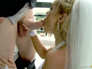 Blowjob Bride  Pornstar