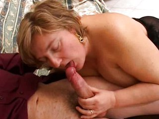 Blowjob Mature Mom