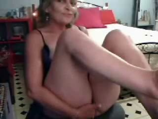 Masturbating Mom Webcam
