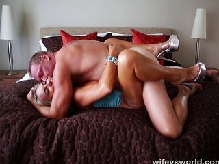 Wifey Goes To MILF Audition