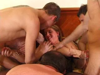 Marie Louise hotel orgy