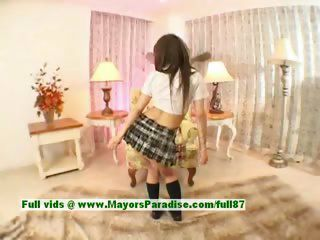 Asian Skirt Student Teen Uniform