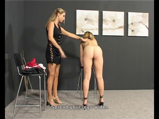 Caning Girls #5