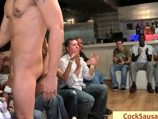 Twenty Horny Gays And One Sausage By Cocksausage