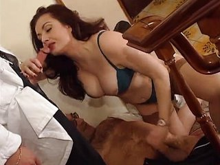 Big Tits Blowjob European Handjob Italian Lingerie  Threesome