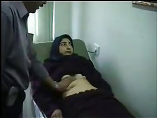 Arab Doctor Wife