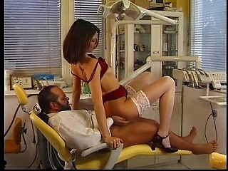 Amazing Doctor  Riding Stockings