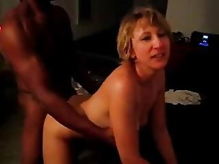 Amateur Cuckold Doggystyle Homemade Interracial Wife