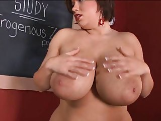 Big Tits  Natural Teacher