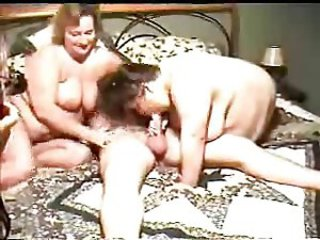 BBW Swingers Threesome