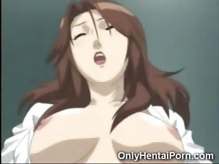 Hentai Sex in a Lab!