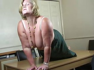 Big Tits Chubby Mature Teacher