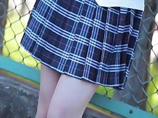 Asian Erotic Japanese Skirt