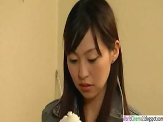 Asian Babe Maid