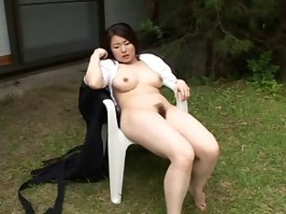 Asian Big Tits Chubby Hairy Japanese