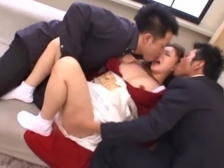 Asian Hardcore Japanese Threesome